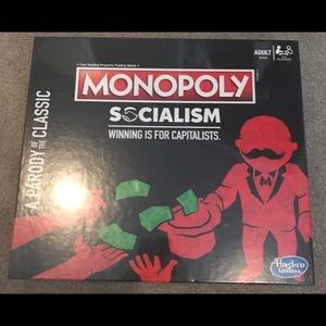Brand New & Sealed Monopoly Socialism